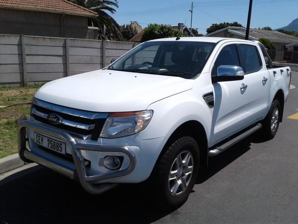 2013 Ford Ranger 3.2tdci Xlt 4x4 At Pu Dc  Western Cape Strand_0