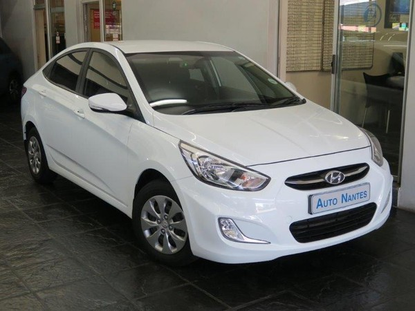 2016 Hyundai Accent 1.6 Gls At  Western Cape Paarl_0