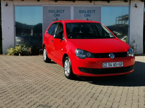 2014 Volkswagen Polo Vivo 1.4 5Dr Gauteng Four Ways_0