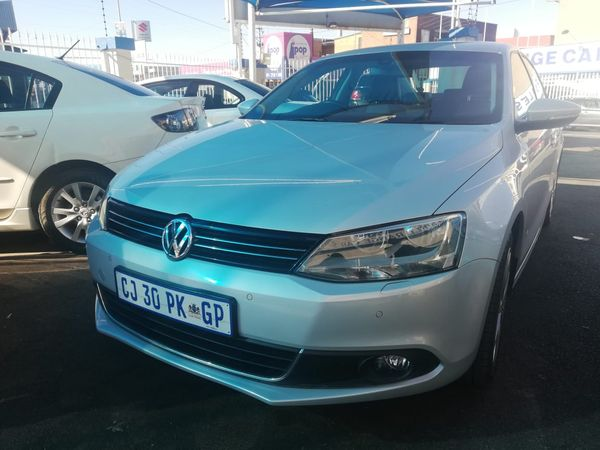 2013 Volkswagen Jetta Vw Jetta 1.4 Tsi  Gauteng Rosettenville_0