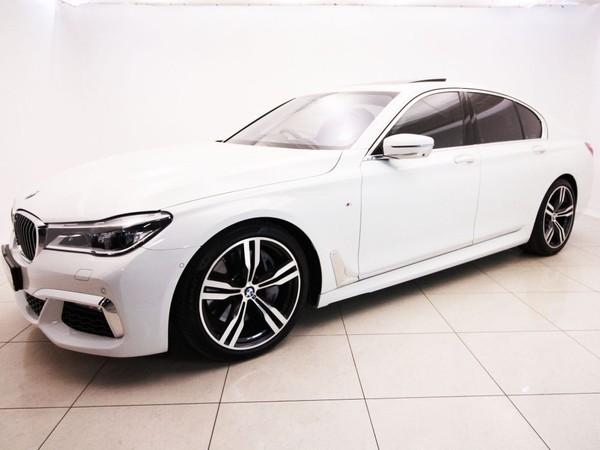 2016 BMW 7 Series 750i M Sport f01  Gauteng Boksburg_0