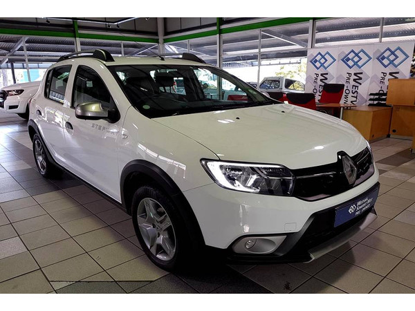 2018 Renault Sandero 900T Stepway Expression Western Cape Somerset West_0