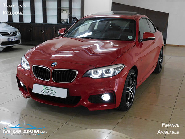 2018 BMW 2 Series 220i M Sport Auto - What A Beauty Mpumalanga Mpumalanga_0