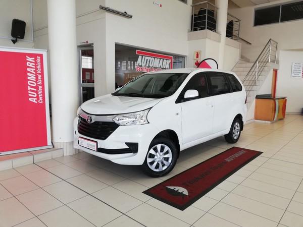 2016 Toyota Avanza 1.5 SX Kwazulu Natal Durban_0
