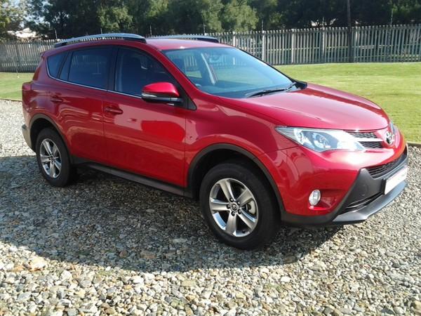 2015 Toyota Rav 4 2.0 GX Gauteng Nigel_0