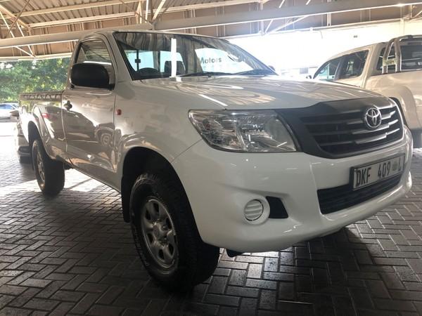 2016 Toyota Hilux 2.5 D-4d Srx Rb Pu Sc  Limpopo Tzaneen_0