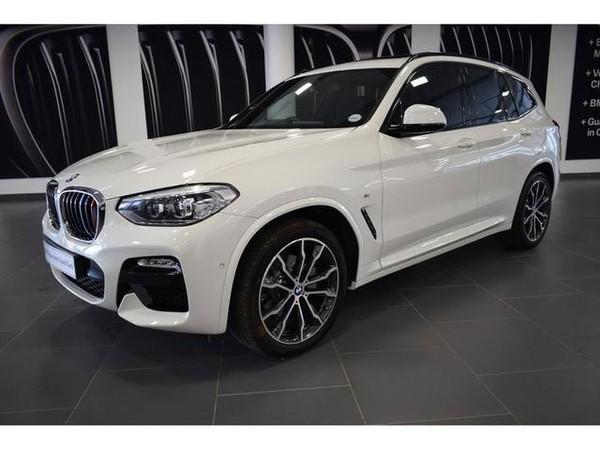 2019 BMW X3 xDRIVE 20d M-Sport G01 Gauteng Pretoria_0