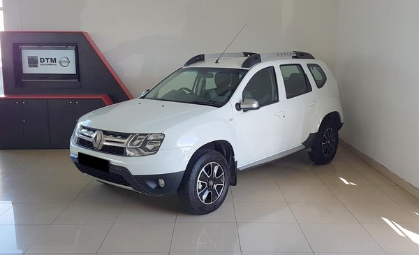 2018 Renault Duster 1.5 dCI Dynamique 4X4 Western Cape Strand_0