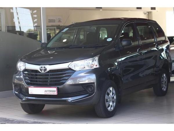 2016 Toyota Avanza  1.3 S  Gauteng Johannesburg_0