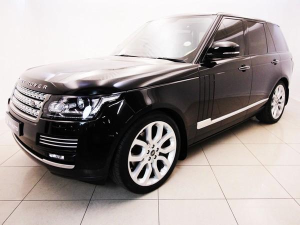 2013 Land Rover Range Rover 5.0 Sc Autobio  Gauteng Boksburg_0