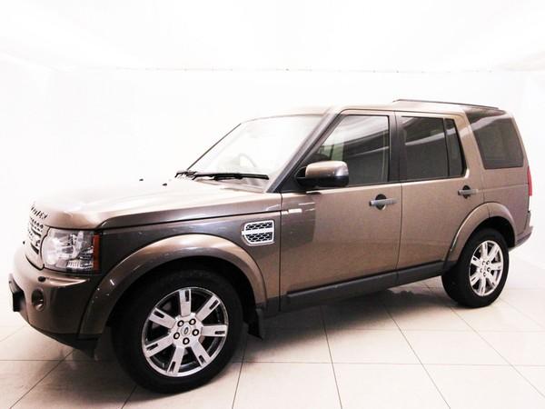 2011 Land Rover Discovery 4 3.0 Tdv6 Se  Gauteng Boksburg_0