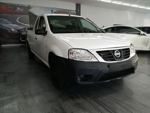 2014 Nissan NP200 1.5 Dci  Ac Safety Pack Pu Sc  Western Cape Goodwood_0