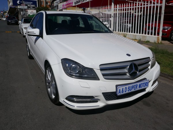 2013 Mercedes-Benz C-Class C180 Estate Exclusive Auto Gauteng Johannesburg_0