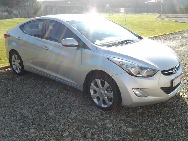 2013 Hyundai Elantra 1.8 Gls At  Gauteng Nigel_0