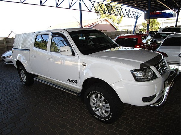 2015 TATA Xenon XT 2.2 Dicor 4X4 PU DC Gauteng Pretoria_0