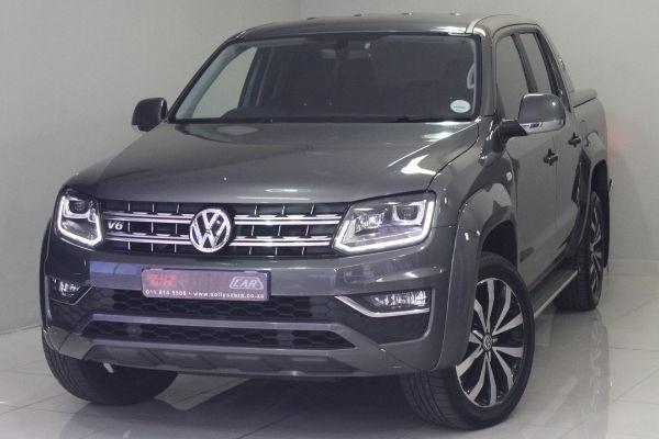 2018 Volkswagen Amarok 3.0 Tdi Extreme 4MOTION Auto Gauteng Nigel_0