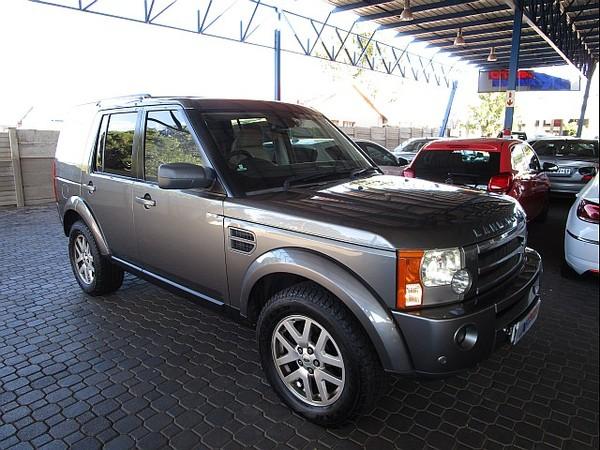 2009 Land Rover Discovery 3 Td V6 Se At  Gauteng Pretoria_0