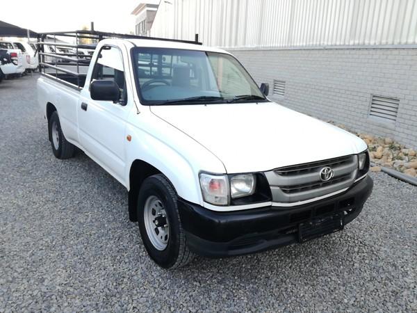 2004 Toyota Hilux 2400d Lwb Pu Sc  Western Cape Paarl_0