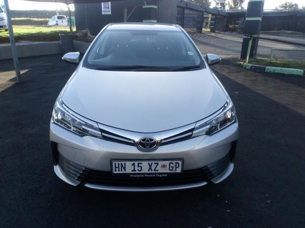 2018 Toyota Corolla 1.6 Prestige Gauteng Johannesburg_0