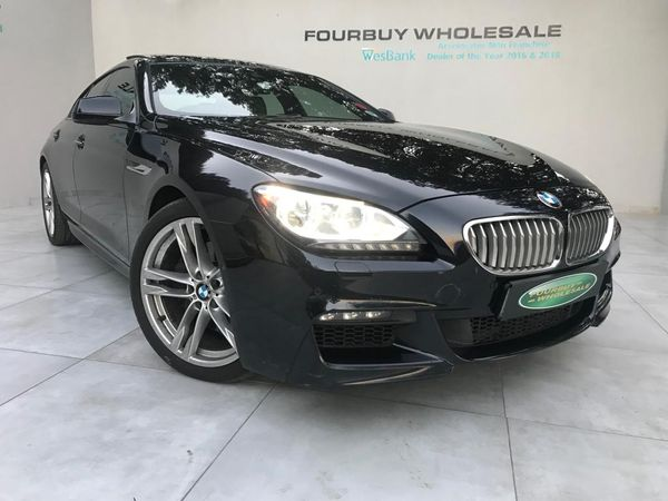 2012 BMW 6 Series 650i Gran Coupe M Sport  Gauteng Four Ways_0