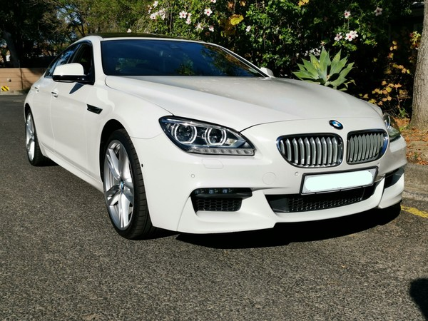 2014 BMW 6 Series 650i Gran Coupe M Sport  Western Cape Bellville_0