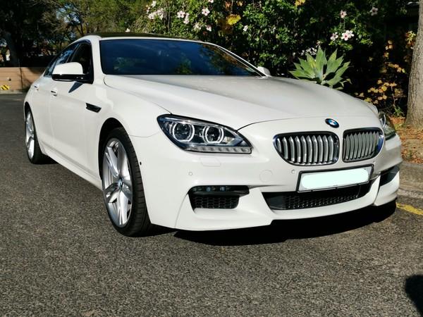 2014 BMW 6 Series 650i Gran Coupe M Sport  Western Cape Tokai_0