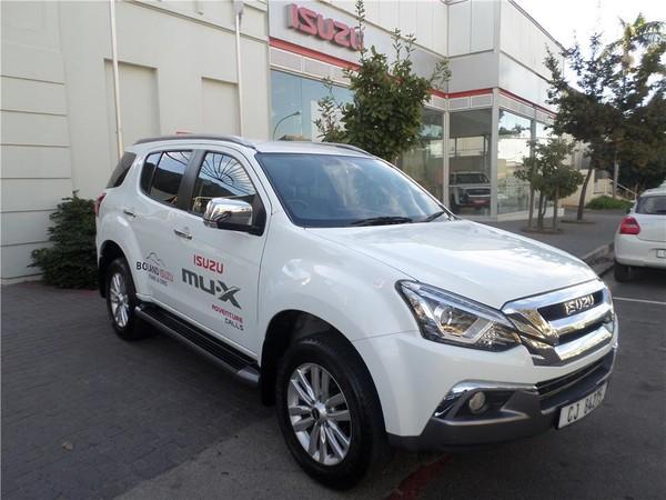 2018 Isuzu MU-X 3.0D Auto Western Cape Paarl_0