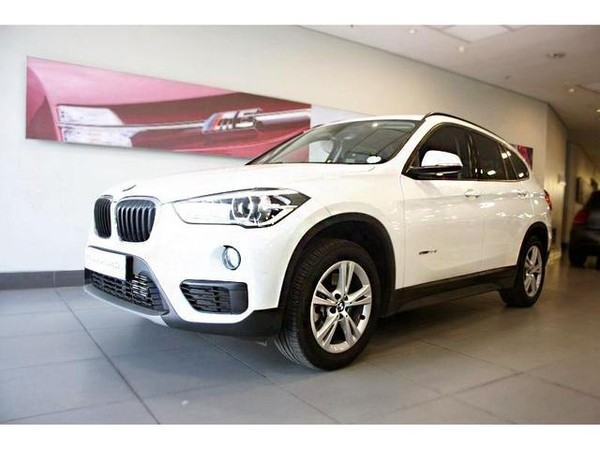 2017 BMW X1 sDRIVE20d Auto Gauteng Four Ways_0