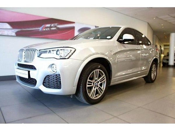 2015 BMW X4 xDRIVE28i M Sport Gauteng Four Ways_0