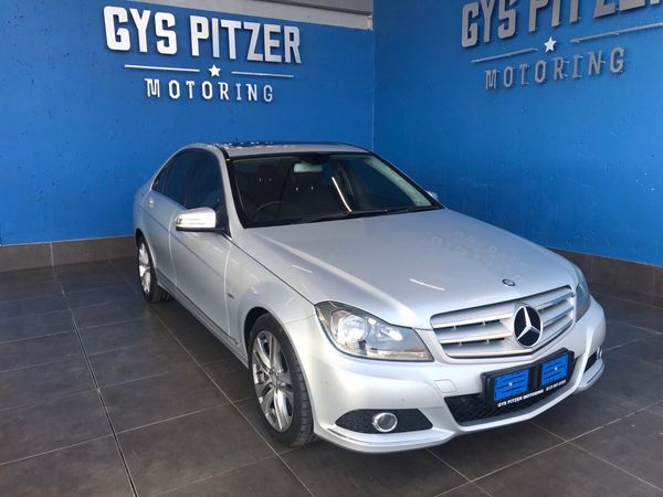 2012 Mercedes-Benz C-Class C200 Cdi Classic  At  Gauteng Pretoria_0