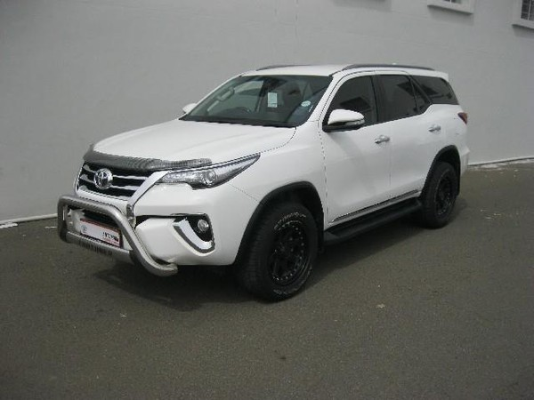 2016 Toyota Fortuner 2.8GD-6 4X4 Auto Northern Cape Kimberley_0