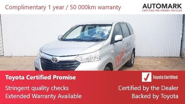 2019 Toyota Avanza 1.5 SX North West Province Vryburg_0