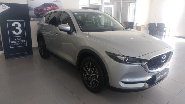 2019 Mazda CX-5 2.0 Individual Auto Western Cape Somerset West_0