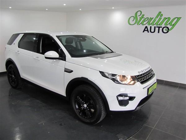 2016 Land Rover Discovery Sport 2.2 SD4 SE Gauteng Pretoria_0