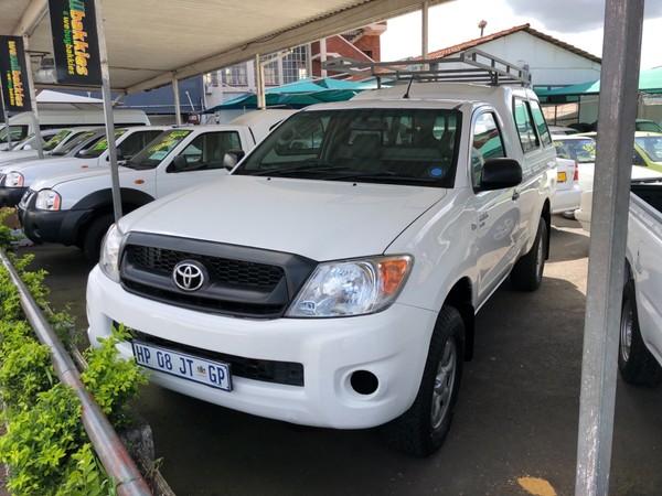 2009 Toyota Hilux 2.5d-4d Srx 4x4 Pu Sc  Kwazulu Natal Durban_0