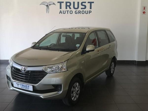 2017 Toyota Avanza 1.5 SX Auto Gauteng Randburg_0