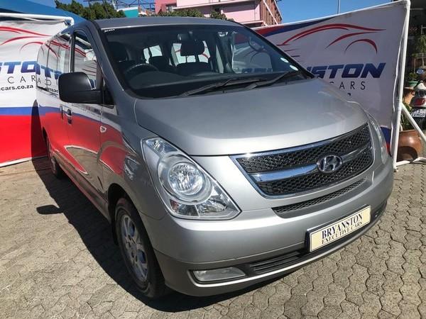2015 Hyundai H1 2.5 Crdi Wagon At  Gauteng Bryanston_0