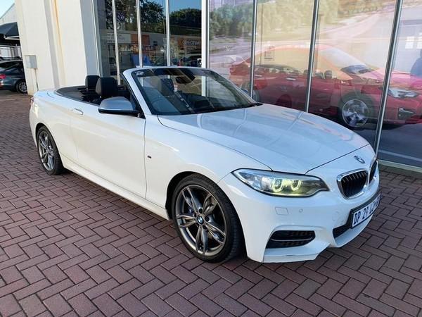 2015 BMW 2 Series M235 Convertible Auto F23 Gauteng Centurion_0