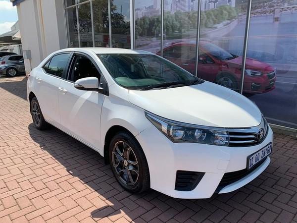 2015 Toyota Corolla 1.3 Esteem Gauteng Centurion_0