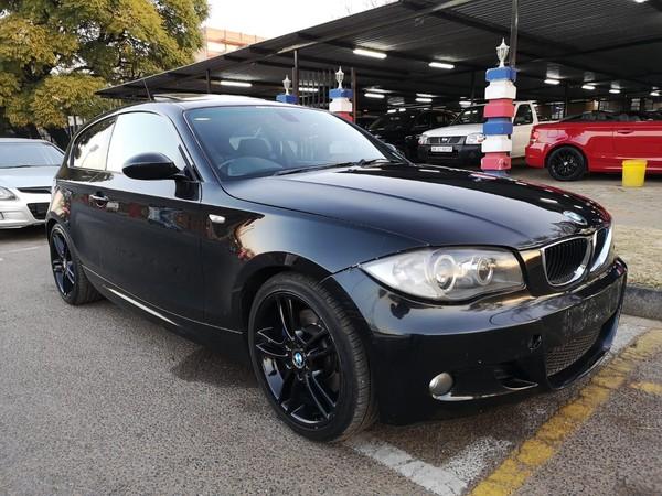 2008 BMW 1 Series 130i Sport e87  Gauteng Benoni_0