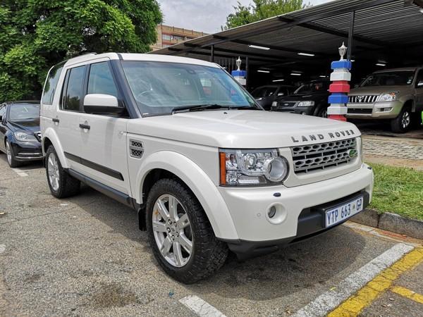 2009 Land Rover Discovery 3 Td V6 Hse At  Gauteng Benoni_0