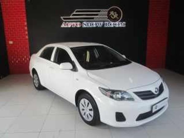 2017 Toyota Corolla Quest 1.6 Gauteng Kempton Park_0