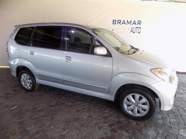 2009 Toyota Avanza 1.5 Tx  Gauteng Boksburg_0