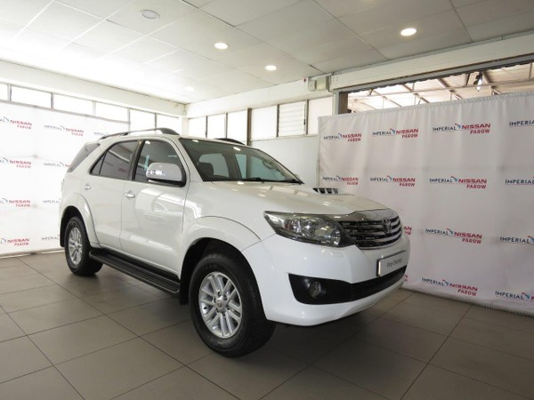 2014 Toyota Fortuner 3.0d-4d Rb At  Western Cape Parow_0