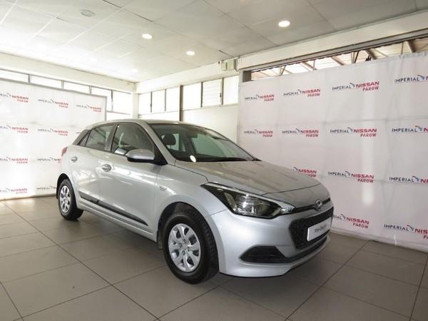 2016 Hyundai i20 1.2 Motion Western Cape Parow_0