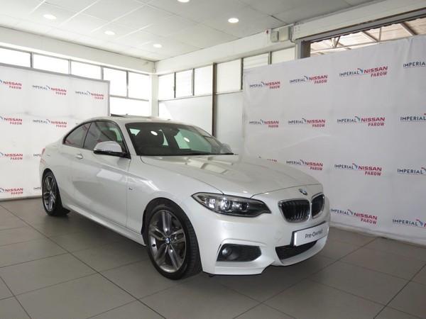 2015 BMW 2 Series 220i M Sport Auto Western Cape Parow_0