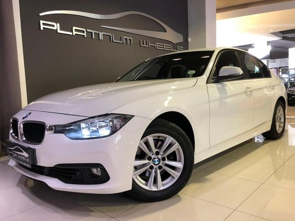 2015 BMW 3 Series 320i Auto Gauteng Four Ways_0