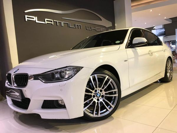 2013 BMW 3 Series 320d M Sport Line At f30  Gauteng Four Ways_0