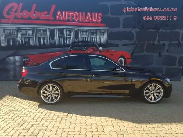 2016 BMW 3 Series 320D 40YR Edition Auto Gauteng Four Ways_0