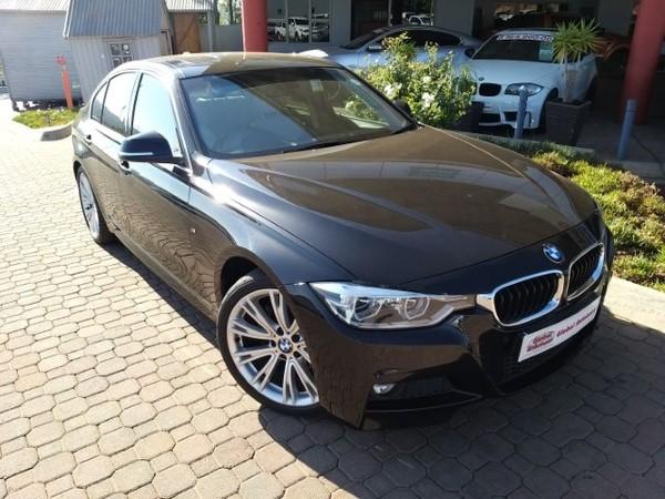 2016 BMW 3 Series 320D 40YR Edition Auto Gauteng Four Ways_0